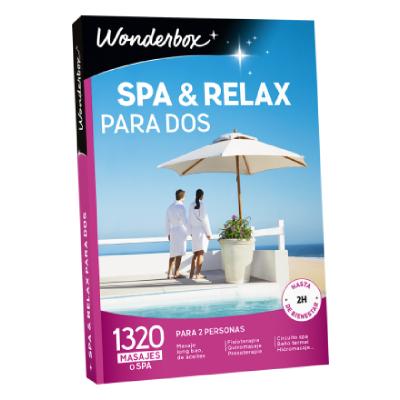 E- Cofre : Spa & relax para dos