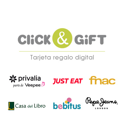 Click&Gift : Tarjeta Regalo 30€