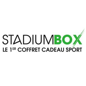 15€ offerts chez StadiumBox, premier coffret cadeau sport