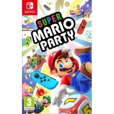 Jeu vidéo : Super Mario Party pour Switch