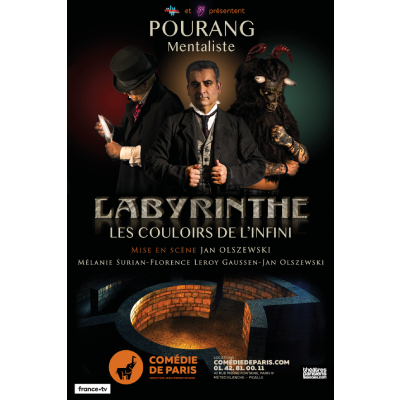 Spectacle : Pourang – Labyrinthe, les couloirs de l'infini