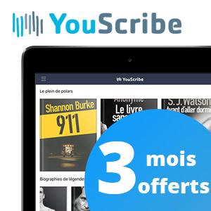 3 mois de lecture illimitée avec YouScribe