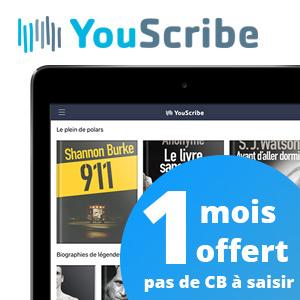 1 mois de lecture illimitée avec YouScribe