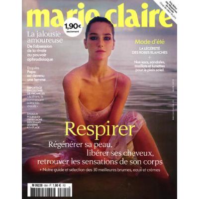 Marie Claire poche - 12 mois d'abonnement - 12 numéros