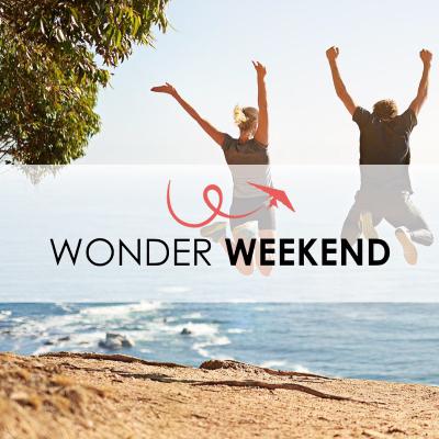 Profitez de 20€ offerts chez Wonder Week-end à partir de 29.90€ d'achat