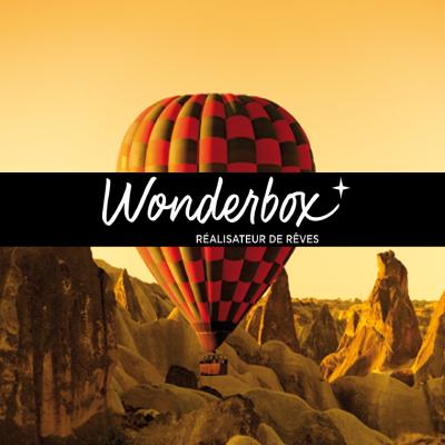 Wonderbox : 15 € offerts sur l'achat d'une box d'une valeur minimum de 49.90 €