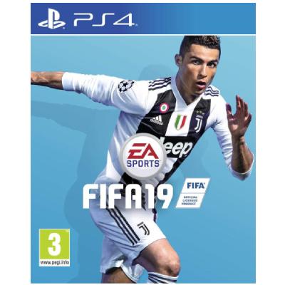 Jeu vidéo : FIFA 2019 - PS4