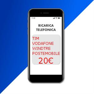 Operatori tradizionali 20€