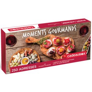 Cadeaubox Moments Gourmands