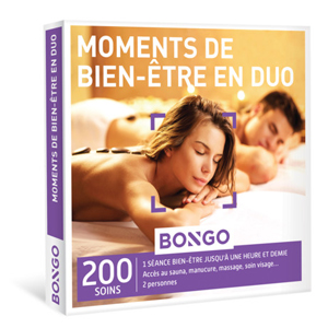 Bongo Moments de Bien-être en Duo