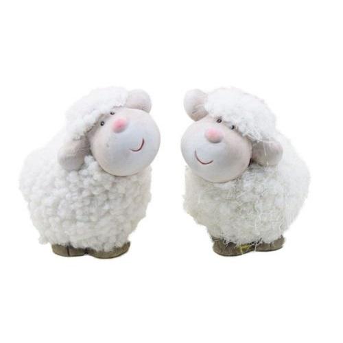 Valkoinen lammas - 6,5 cm