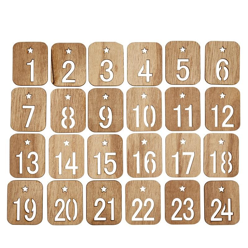 Kalendertall – tre