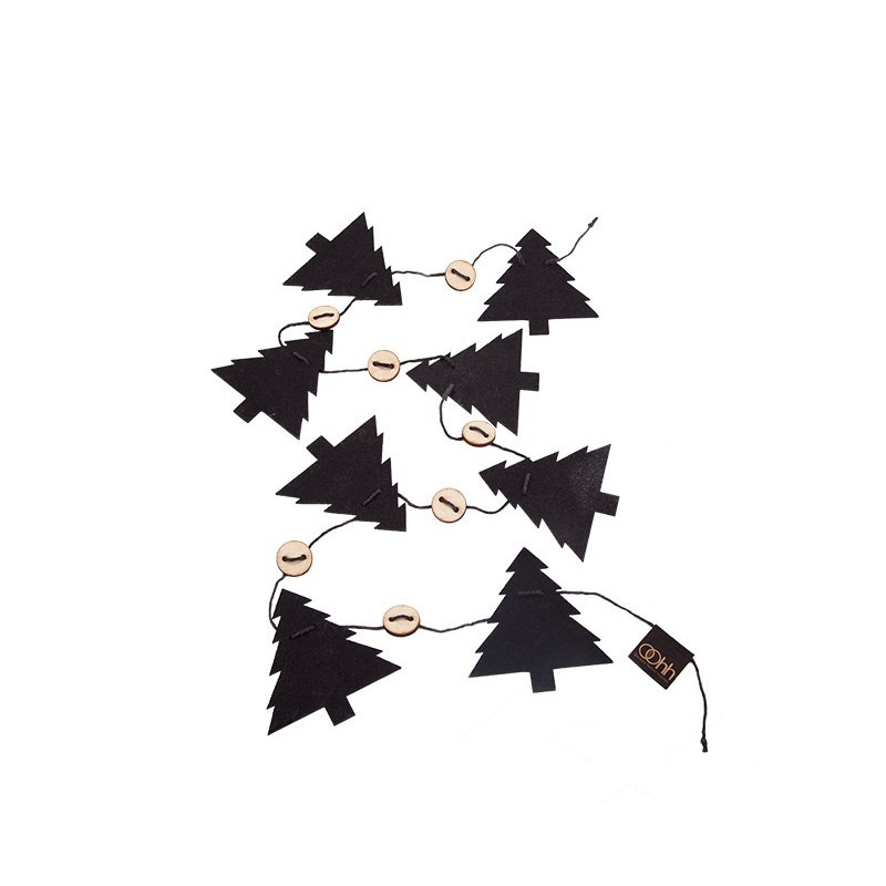 Julslinga - Träd