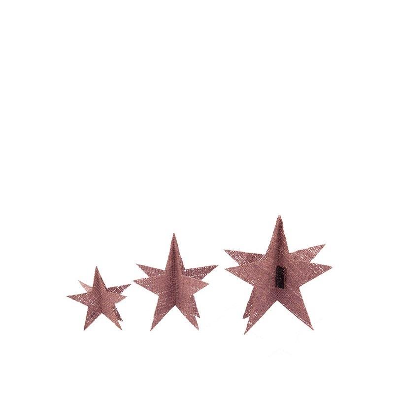 Stjärnor - 3 st.