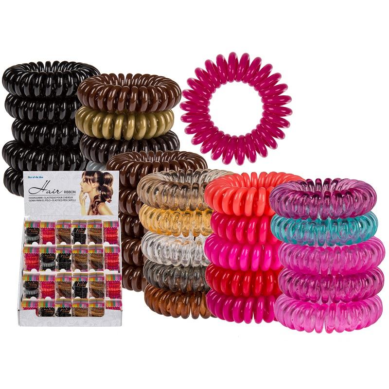 Elastikker - Spiral