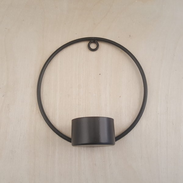 Telysholder i sirkel