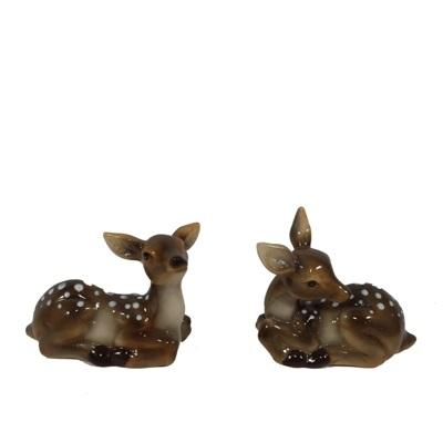Bambi i porslin - Blandat