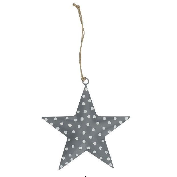 Juleophæng Fliis stjerne