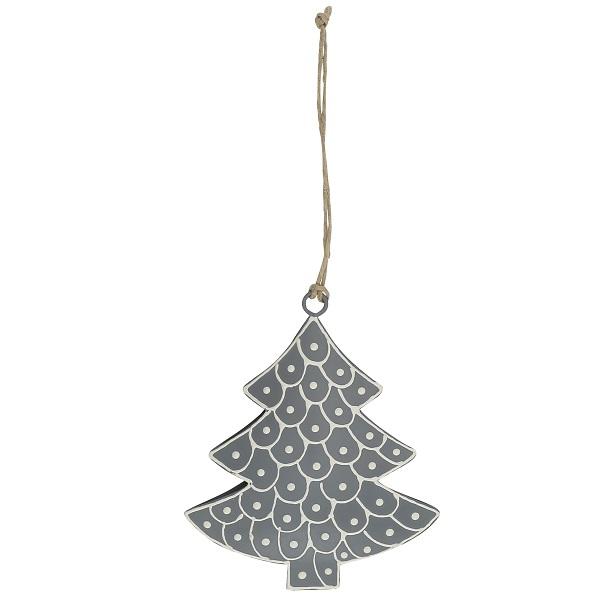 Juleophæng Knast Træ