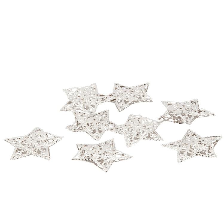 Stjerner - 6 cm