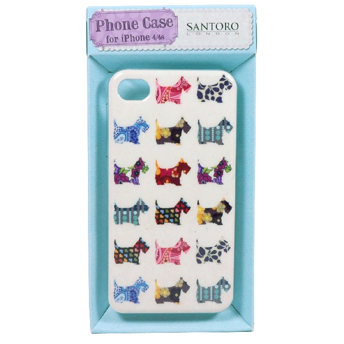 Iphone 4s cover - Scottie