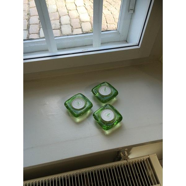 Lasiset tuikkukupit- Vihreät