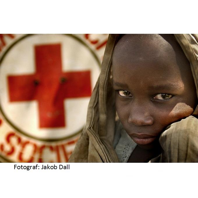 Donation till Röda Korset