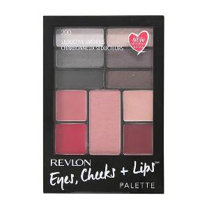 Revlon Eyes, Cheeks, Lips Compact Seductive Smokies (200)