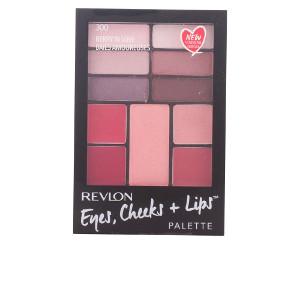Revlon Eye, Cheek, Lip Compact Berry In Love (300)