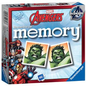 Marvel Avengers Assemble Mini Memory Game