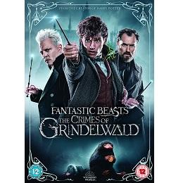 Fantastic Beasts: The Crimes of Grindelwald [DVD]