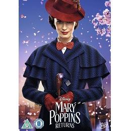 Mary Poppins Returns [DVD]