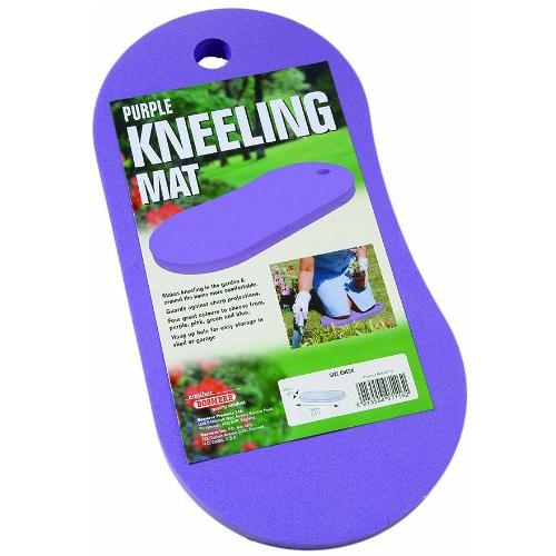 Bosmere Garden Kneeling Mat, Purple