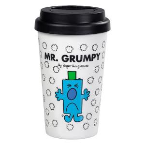 Mr Grumpy Travel Mug