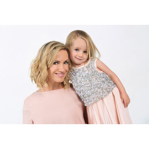 Mother and Daughter Makeover Photo Shoot with A £50 off voucher